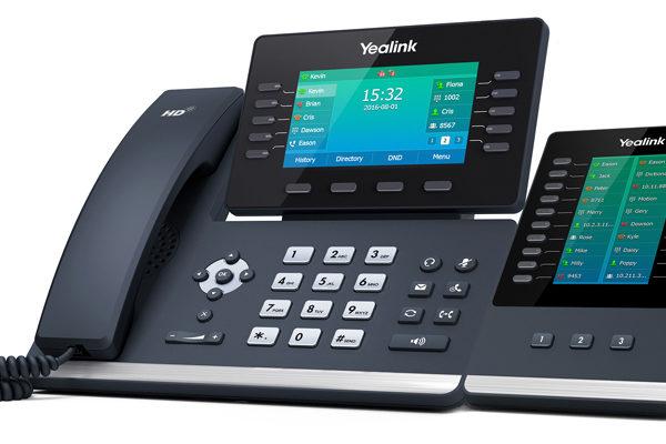 Yealink T54W IP-Telefon