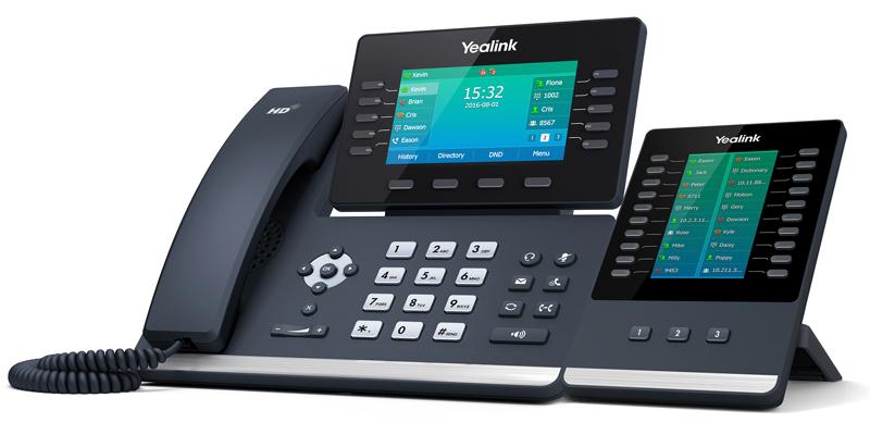 Yealink T54S IP-Telefon