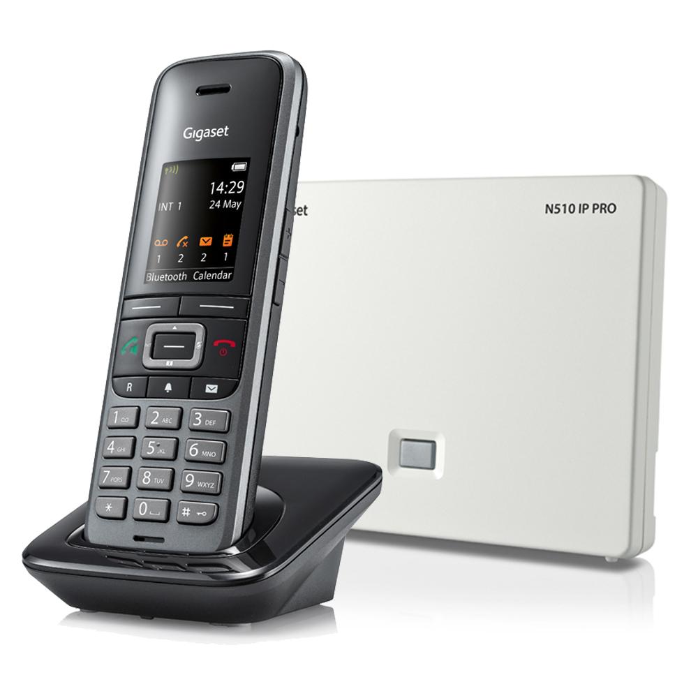 Gigaset N510IP PRO DECT-Set