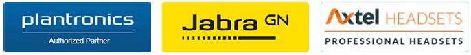 Plantronics Jabra Axtel Headsets