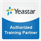 Yeastar Authorized Training Partner